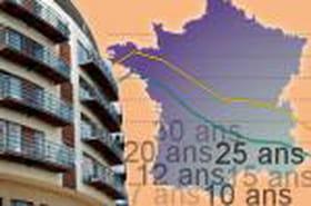 Taux de crédit immobilier, région par région en septembre 2010