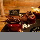 Dessert : Le Bistrot Cabrol  - 3 chocolats -   © 09