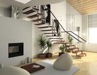 1x5 des espaces et des idées : Un mobilier intégré