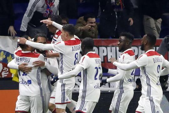 Lyon - Saint-Etienne: l'OL s'impose difficilement, le résumé du match