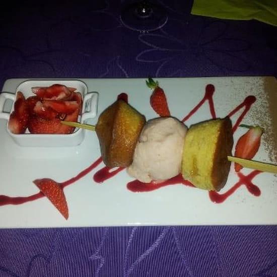 La Cle des Champs  - dessert -