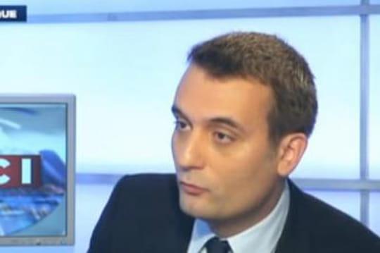 """Florian Philippot: l'identité desoncompagnon traquée, il dénonce une""""chasse à l'homme"""""""