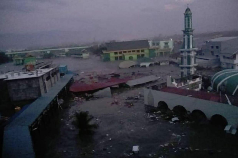 Le bilan passe à 832 morts — Tsunami
