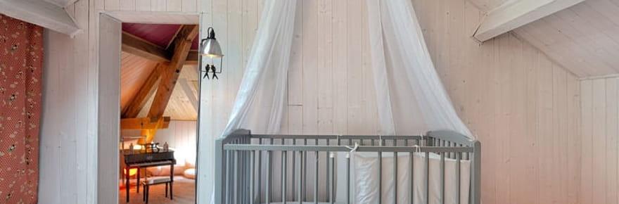 Des chambres de bébé bien inspirées