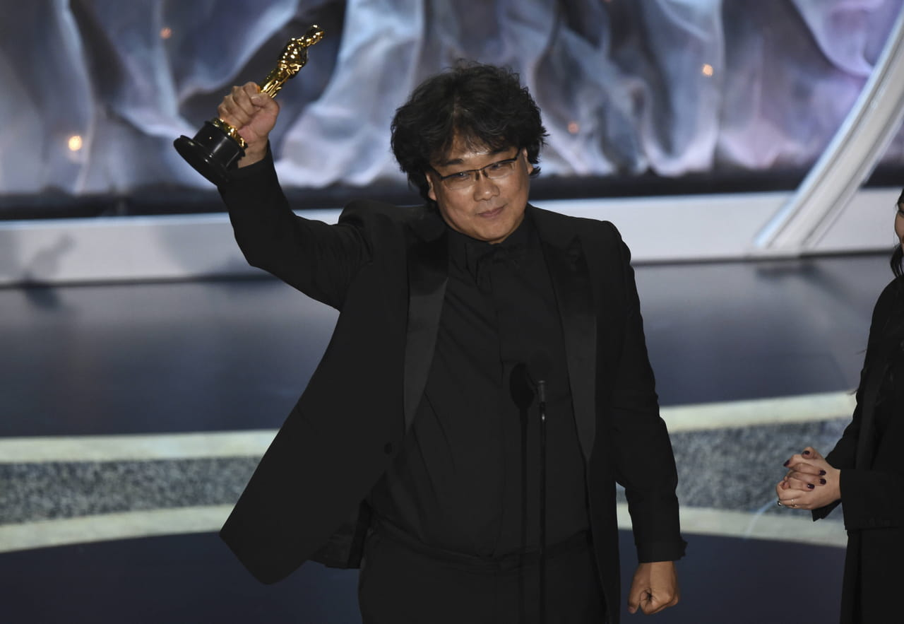 Parasite: carton plein pour Bong Joon-ho aux Oscars