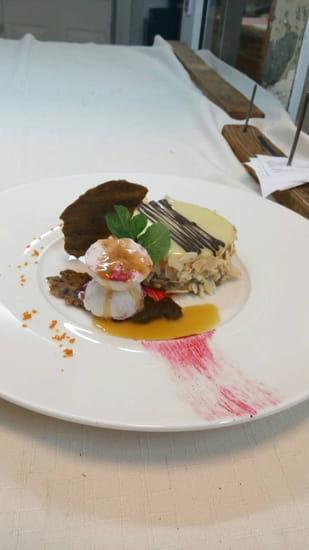 Restaurant : L'Ardoise du XV