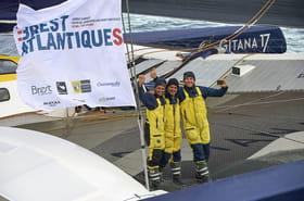 Brest Atlantiques2019: Gitana vainqueur devant Macif, le classement final