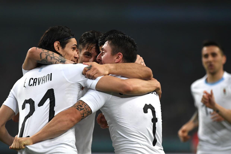 Coupe du Monde 2018 : Mohamed Salah n'est pas titulaire face à l'Uruguay