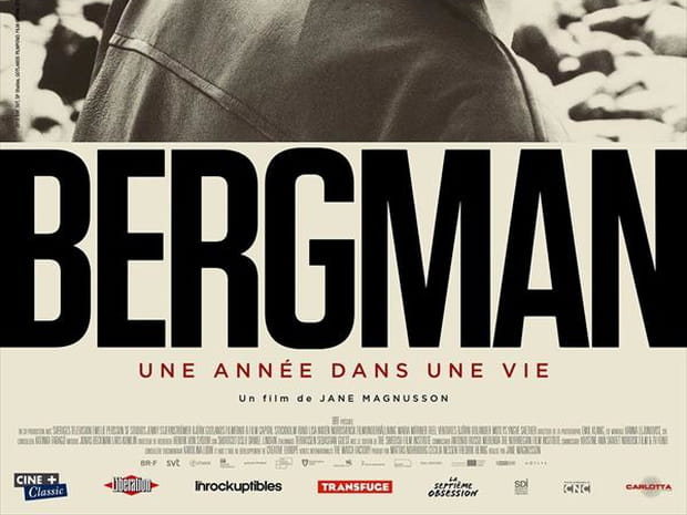 Ingmar Bergman, une année dans une vie