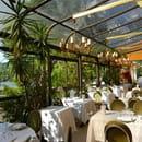 Restaurant : Le Coq au Vin  - terrasse -   © 0