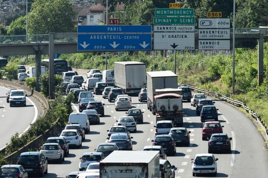 Circulation différenciée: reconduite ce vendredi, qui peut roulerà Paris?