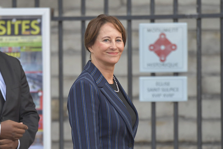Ségolène Royal se dit suspendue de ses fonctions d'ambassadrice
