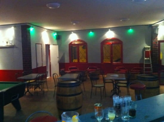 Café de la Gare  - Salle Bar -