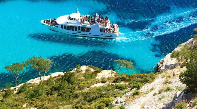 Calanques de Marseille: les plus belles, visiter, le guide