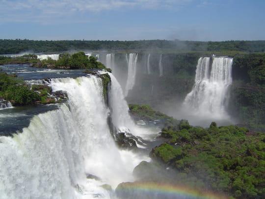 Sud et Sud-Est du Brésil