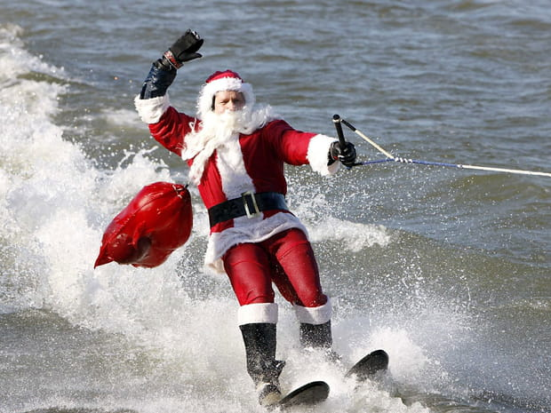 Joyeux Noël! Drôles et décalées, nos infos insolites de Noël 2017