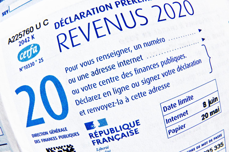 Déclaration d'impôt 2021: date, formulaire... L'essentiel