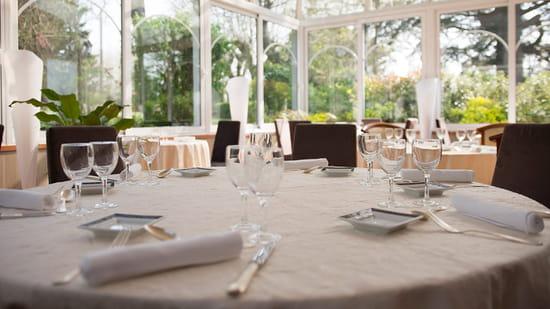 Restaurant : Le Chai de Fages  - La véranda -   © Chai de Fages