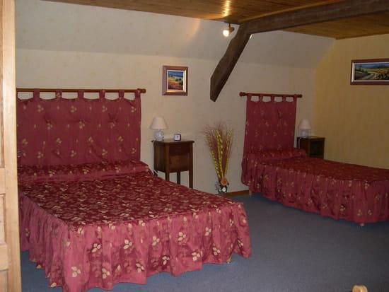 Auberge du Blaisel  - Chambre jaune -