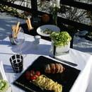 Le Country Club  - Déjeuner en terrasse -