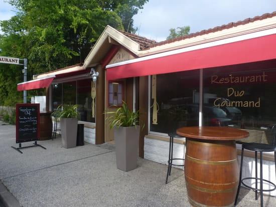 Duo Gourmand  - Devant du restaurant -