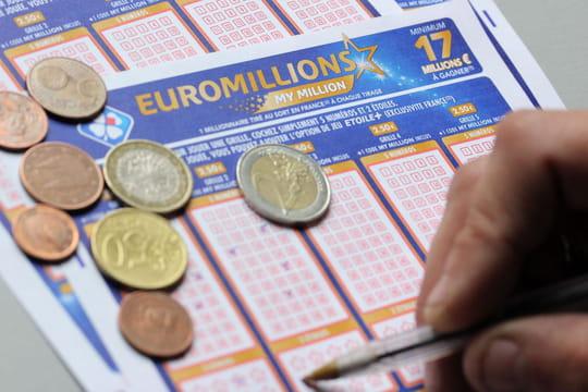 Euromillions (FDJ): tous les résultats du tirage du mardi 16février 2021