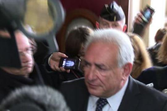 DSK: unretour encatimini chez sesamis duPS?