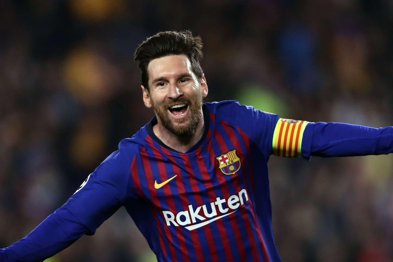 Barcelone Manchester Résumé Vidéo Réactions Messi A