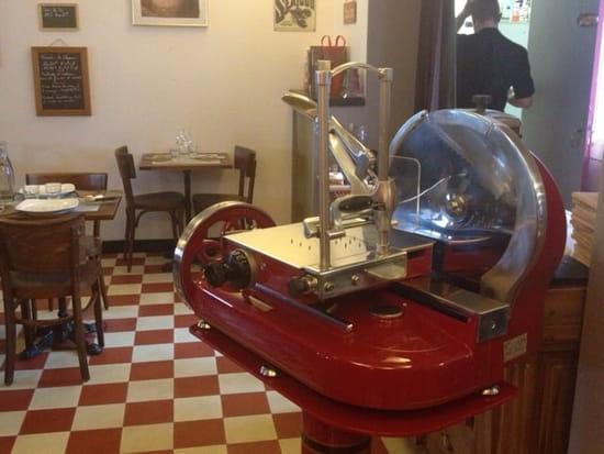 Restaurant : Le P'tit Rouquin