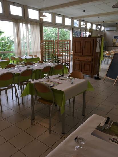 Restaurant : La Roche Gourmande   © JAMIN