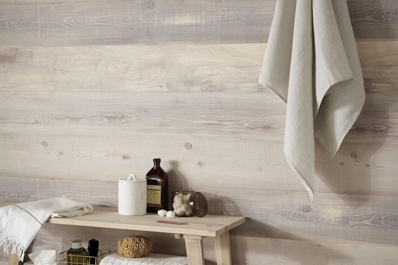 salle de bains chaleureuse. Black Bedroom Furniture Sets. Home Design Ideas