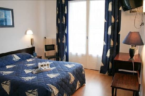 Le Tourbillon  - Chambre hotel du Tourbillon -