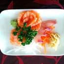 Restaurant IKI  - Plateau sashimi -   © Iki.manosque
