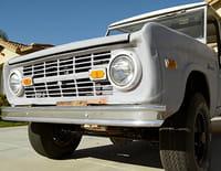 Occasions à saisir : Ford Bronco 1970