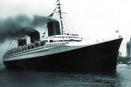 bateau vapeur