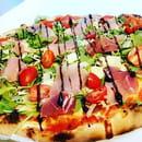 Restaurant : Pâte Pizza  - Pizza congelée -   © GaelPizza