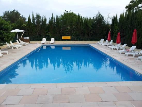 Mas des Anges  - terrasse piscine -