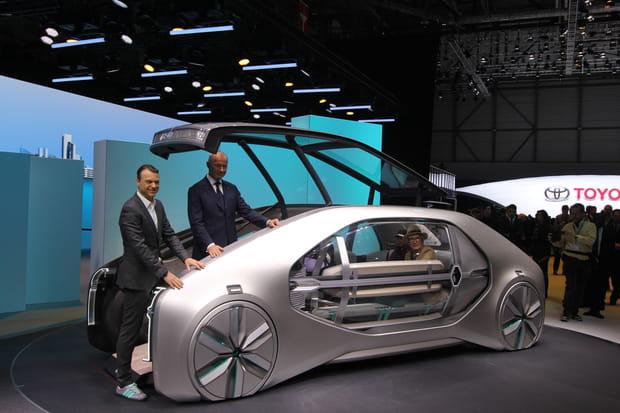 EZ-GO, le concept de Renault à Genève