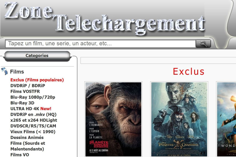 Zone Téléchargement ws: vers une fermeture du site pirate?