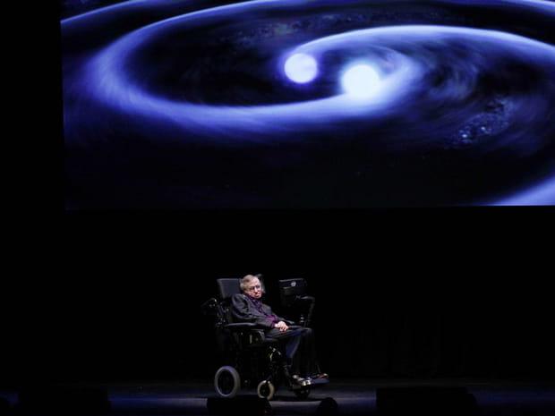 La vie de Stephen Hawking en images