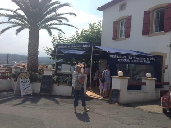 Restaurant : La Palmeraie