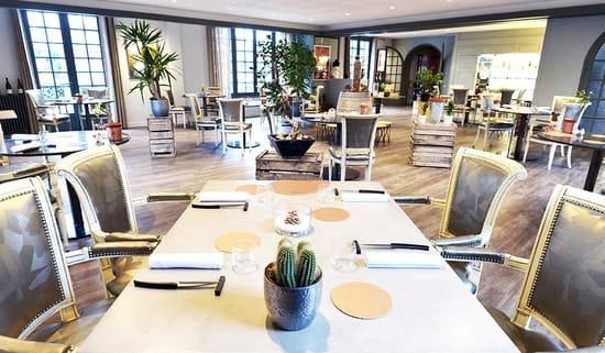La Belle Etoile  - Salle de restaurant -   © Darri