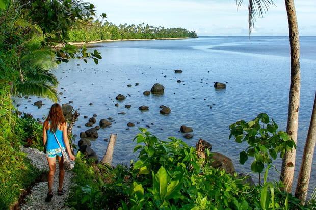 Se ressourcer à Taveuni