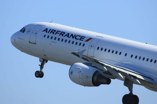 Air Franceannonce le retour de la ligne directe Paris-Taipei