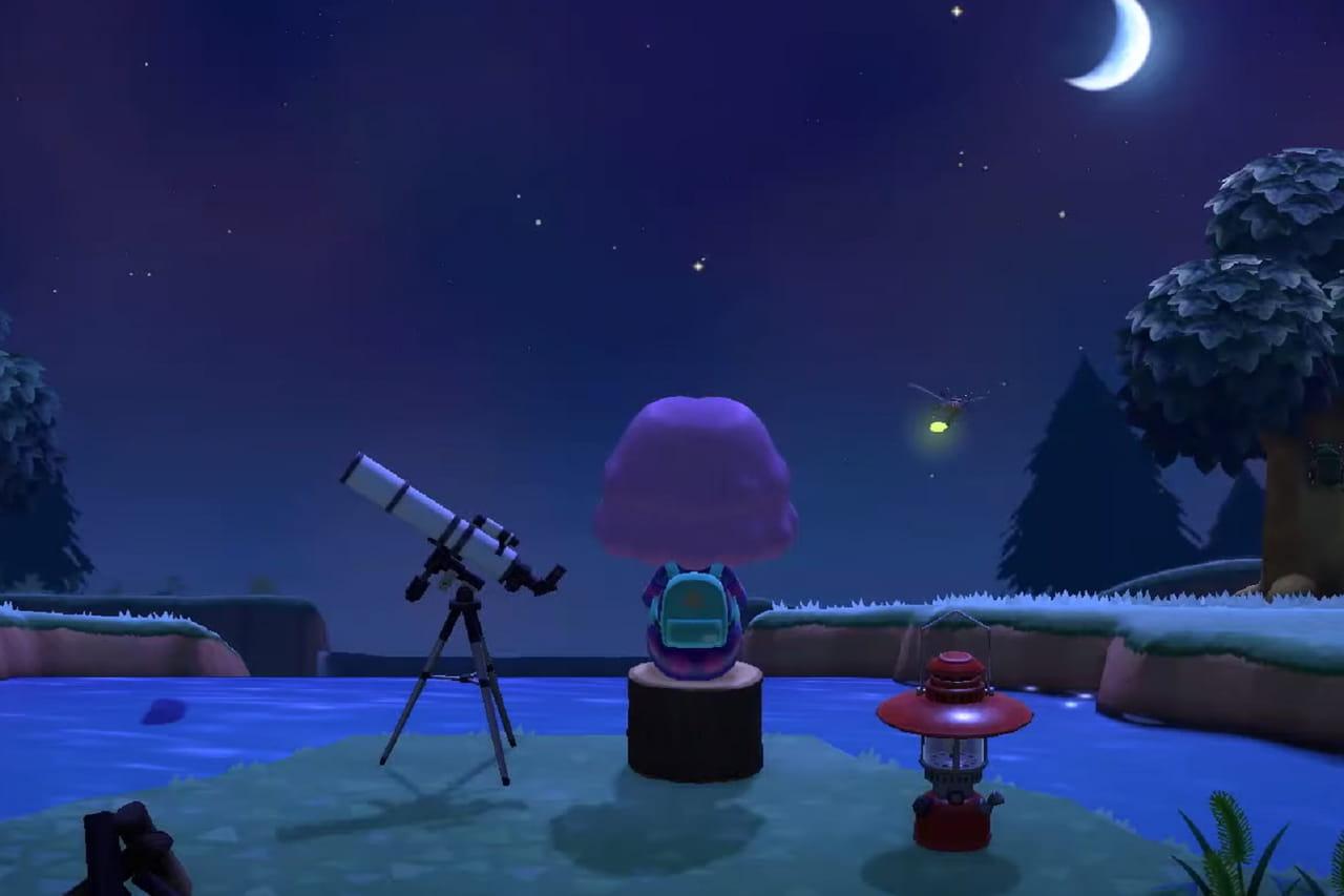 Animal Crossing: les nouveaux horizons se dévoilent en vidéo