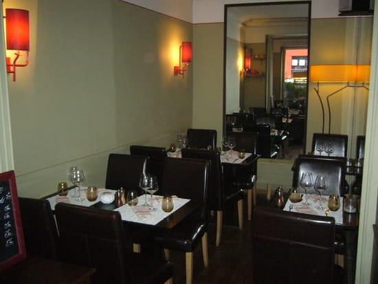 L'Hédoniste  - le restaurant -   © arnaud parage