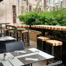 Restaurant : Au Vent d'Anges  - La terrasse  -