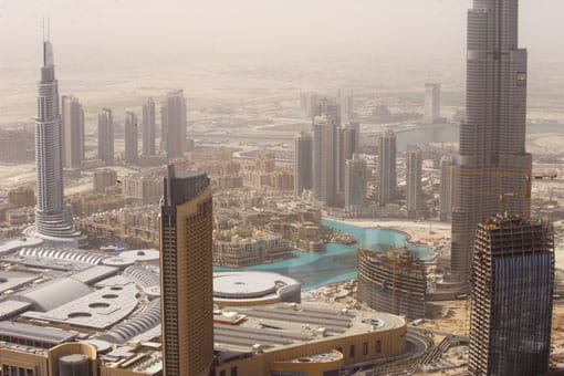 Chantiers de Dubai