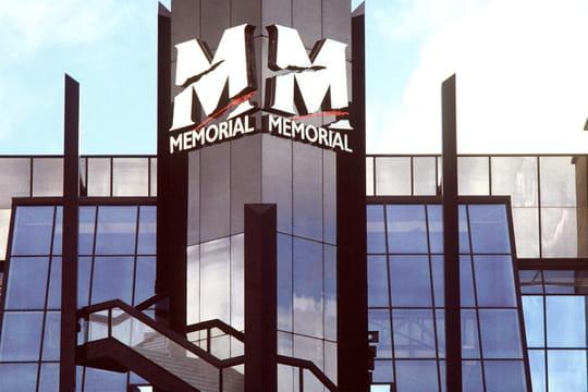 Mémorial de Caen: une salle immersive à 360degrés pour 2019