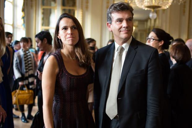 Arnaud Montebourg et Aurélie Filippetti